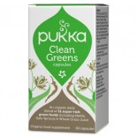 Clean Greens BIO – 60 caps – Pukka