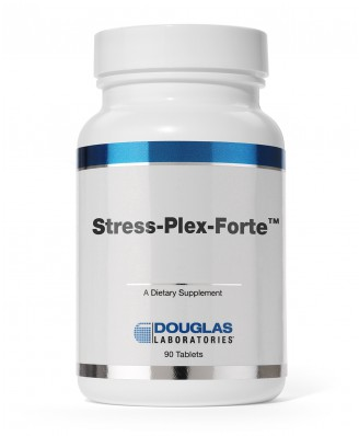 Douglas Laboratories,Stress-Plex-Forte - 90 Tablets