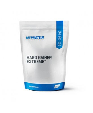 Hard Gainer Extreme, Strawberry, Pouch, Size: 2.5kg - MyProtein