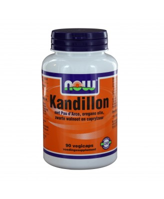 Kandillon (90 vegicaps) - NOW Foods