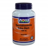 Teunisbloemolie Extra Sterk 1300 mg (60 softgels) - NOW Foods