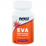 EVA Multivitamine voor vrouwen (90 tabs) - NOW Foods