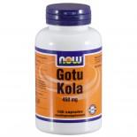 Gotu Kola 450 mg  (100 caps) - NOW Foods