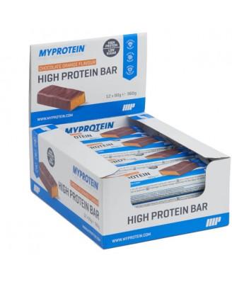 MyBar High Pro - Vanilla and Honeycomb - MyProtein