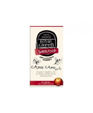 Camu Camu C – 60 vcaps – Royal Green