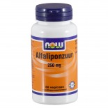 Alfa-liponzuur 250 mg (60 vegicaps) - NOW Foods