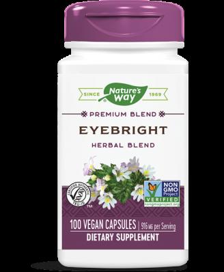 Eyebright 458 mg (100 Capsules) - Nature's Way