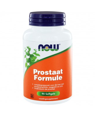 Prostaat Formule (90 softgels) - NOW Foods