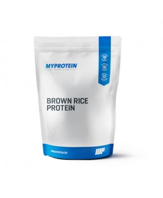 Brown Rice Protein, Unflavoured, Pouch, 2.5kg - MyProtein