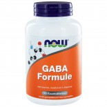 GABA Formule (90 kauwtabs) - NOW