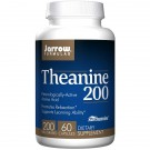 Theanine 200 mg (60 Vegetarian Capsules) - Jarrow Formulas