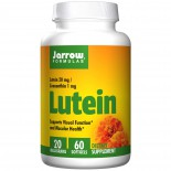 Lutein 20 mg (60 Softgels) - Jarrow Formulas