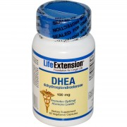 Life Extension, DHEA, 100 mg, 60 Veggie Caps