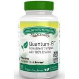 Quantum-B Complex (w/ 100% Choline) (180 Tablets) - Health Thru Nutrition