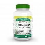 Ubiquinol (Kaneka™) CoQ-10 100 mg (non-GMO) (60 Softgels) - Health Thru Nutrition
