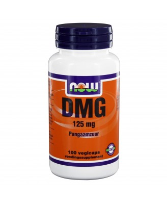 DMG 125 mg (100 vegicaps) - NOW Foods