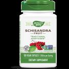 Schizandra Fruit 580 mg (100 Capsules) - Nature's Way