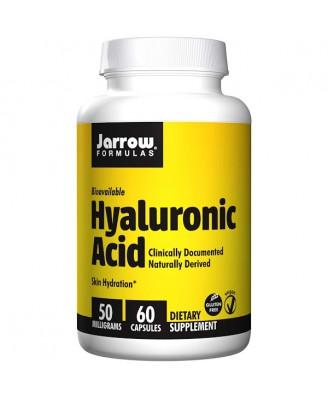 Hyaluronic Acid 50 mg (60 Vegetarian Capsules) - Jarrow Formulas