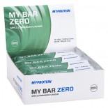 MyBar Zero, Lemon Cheesecake, 12 x 65g Box - MyProtein