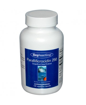 ParaMicrocidin 250 Grapefruit Seed Extract 120 Veggie Caps - Allergy Research Group