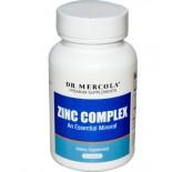 Zinc Complex - An Essential Mineral (30 Capsules) - Dr. Mercola
