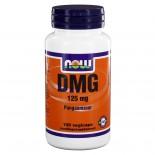 DMG 125 mg (100 vegicaps) - NOW Foods