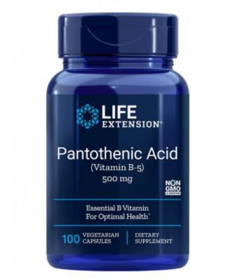 Vitamine B5 voor mannen