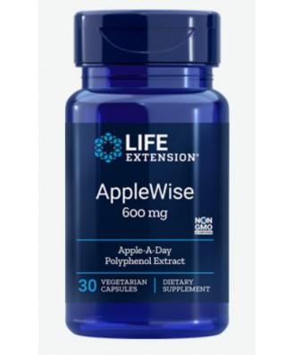 Applewise Polyfenol Extract 600 Mg (30 plantaardige capsules) - Life Extension