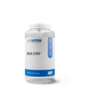 BCAA 1500, naturel , 120 tabletten  - MyProtein