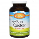 Super Betacaroteen, 25.000 IE (250 Softgels) - Carlson Labs