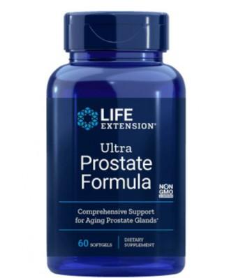 Ultra Prostate Formula 60 Softgels - Life Extension