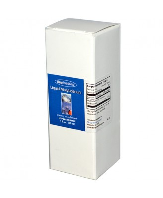 Liquid Molybdenum 1 fl oz (30 ml) - Allergy Research Group