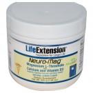 Life Extension, Neuro-Mag, Natural Lemon Flavor, 7.94 oz (225 g)