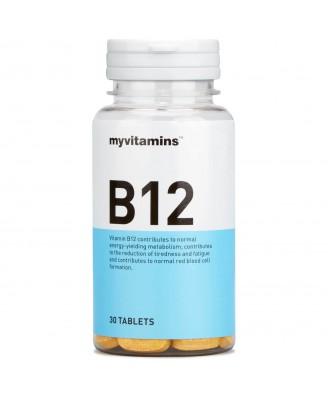 Myvitamins Vitamin B12, 90 Tablets (90 Tablets) - Myvitamins