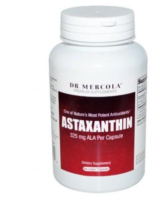 Astaxanthine (90 Licaps Capsules) - Dr. Mercola