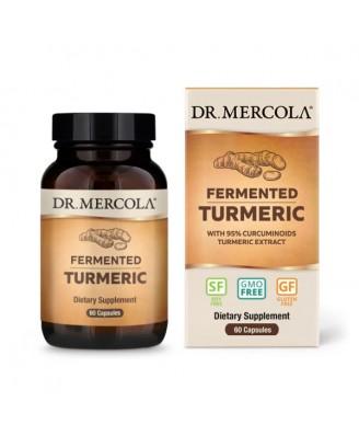 Fermented Turmeric 60 Capsules - Dr. Mercola