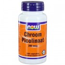 Now Foods, Chromium Picolinate, 200 mcg, 100 Capsules