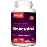 Resveratrol 100 mg (120 Vegetarian Capsules) - Jarrow Formulas