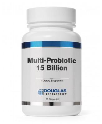 Multi-probiotica 15 miljard  (60 capsules) - Douglas Laboratories