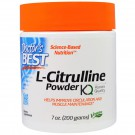 L-Citrulline Powder (200 g) - Doctor's Best
